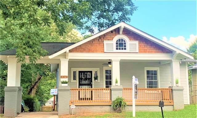 1376 Sylvan Road SW, Atlanta, GA 30310 (MLS #6759455) :: North Atlanta Home Team