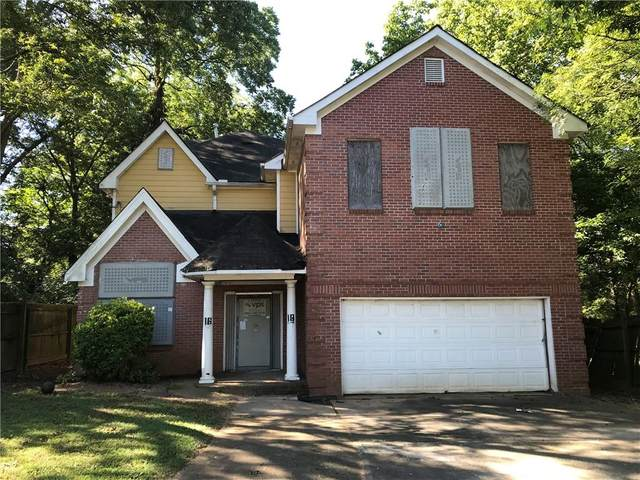 16 Dorothy Street SE, Atlanta, GA 30315 (MLS #6759466) :: North Atlanta Home Team