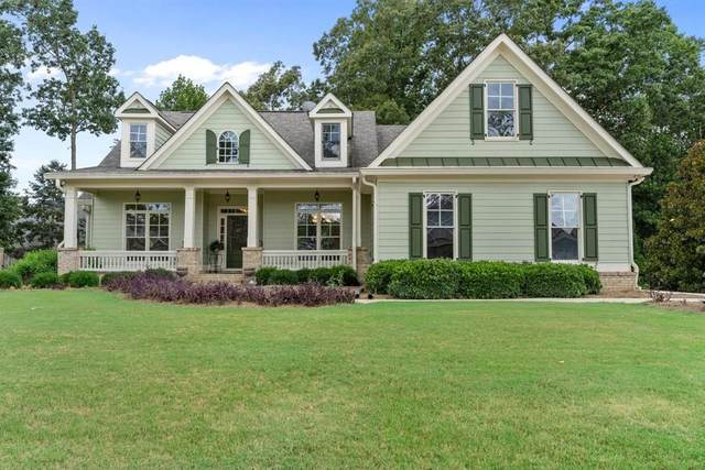 416 Hanover Drive, Villa Rica, GA 30180 (MLS #6759494) :: The Heyl Group at Keller Williams