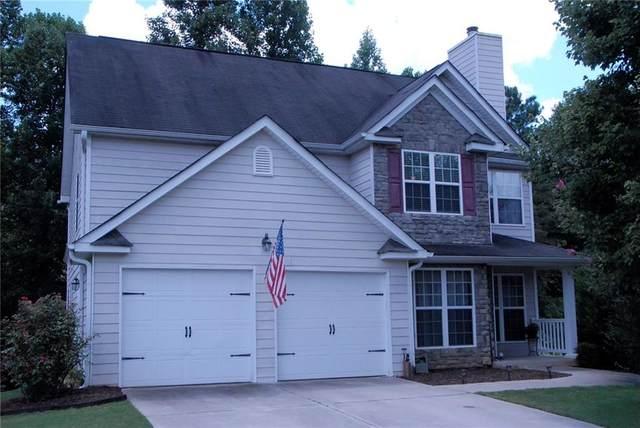 93 Peregrine Lane S, Dawsonville, GA 30534 (MLS #6759500) :: North Atlanta Home Team