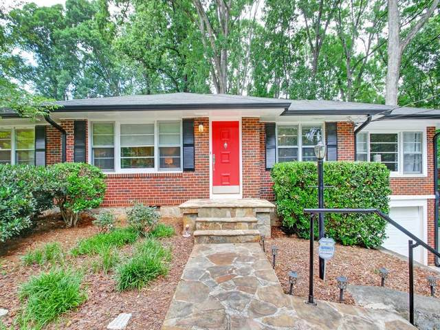 2166 Leafmore Drive, Decatur, GA 30033 (MLS #6759517) :: North Atlanta Home Team