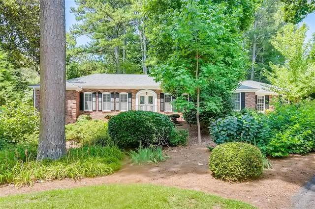2584 Leslie Drive NE, Atlanta, GA 30345 (MLS #6759518) :: North Atlanta Home Team