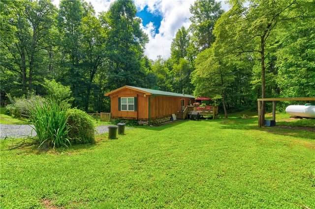 953 New Liberty Road, Ellijay, GA 30536 (MLS #6759529) :: Good Living Real Estate
