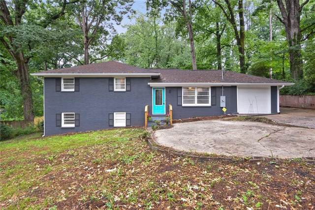 2233 Bradley Avenue SE, Atlanta, GA 30316 (MLS #6759547) :: The Justin Landis Group