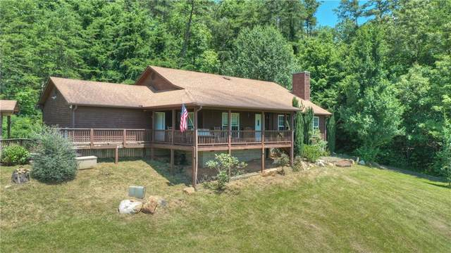 106 Old Cashes Valley Road, Blue Ridge, GA 30513 (MLS #6759564) :: North Atlanta Home Team