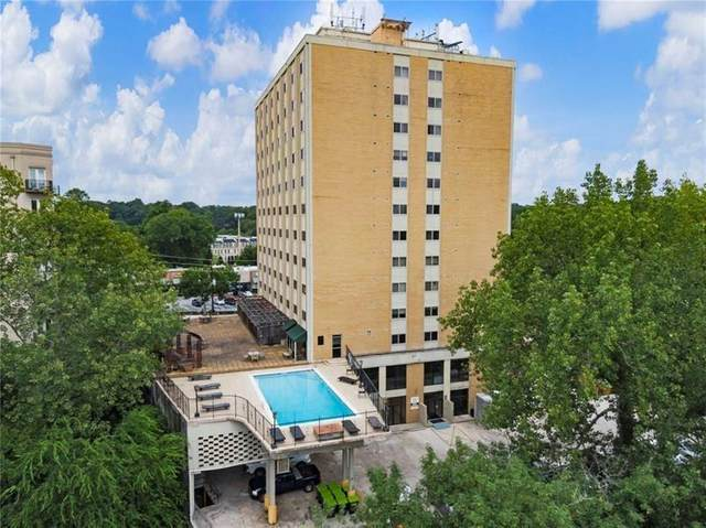 2285 Peachtree Road NE #1207, Atlanta, GA 30309 (MLS #6759597) :: RE/MAX Paramount Properties
