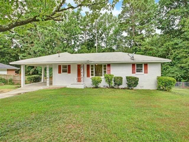 5992 Ridge Drive SE, Mableton, GA 30126 (MLS #6759601) :: North Atlanta Home Team