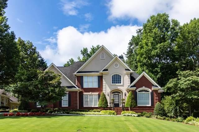 1375 Woodland Lake Drive, Snellville, GA 30078 (MLS #6759605) :: North Atlanta Home Team