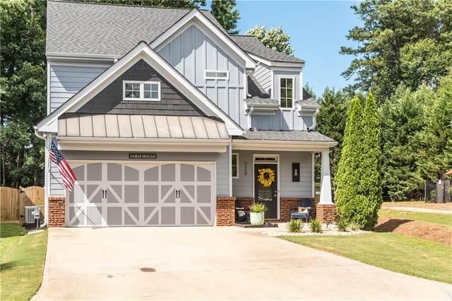 220 Ascott Lane, Woodstock, GA 30189 (MLS #6759644) :: North Atlanta Home Team