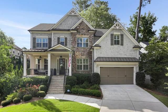 6335 Long Island Court, Sandy Springs, GA 30328 (MLS #6759652) :: North Atlanta Home Team