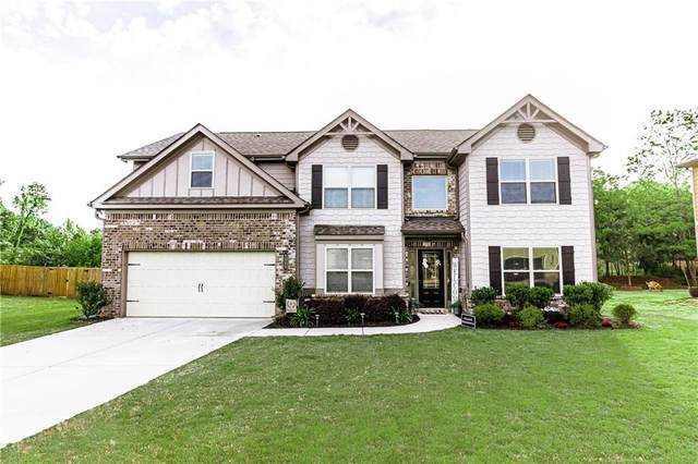 5809 Park Point, Flowery Branch, GA 30542 (MLS #6759691) :: Charlie Ballard Real Estate