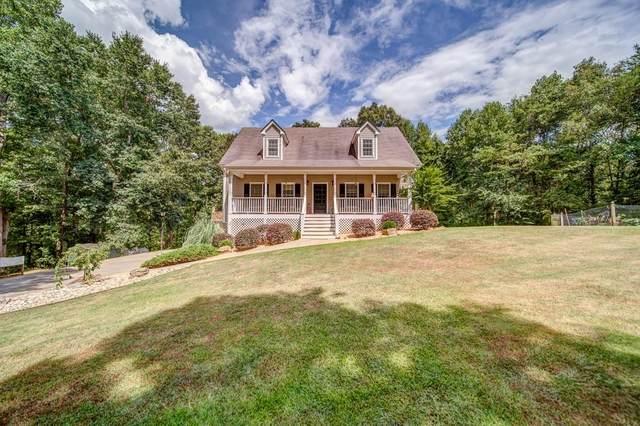 820 Fletcher Drive, Ball Ground, GA 30107 (MLS #6759728) :: Path & Post Real Estate