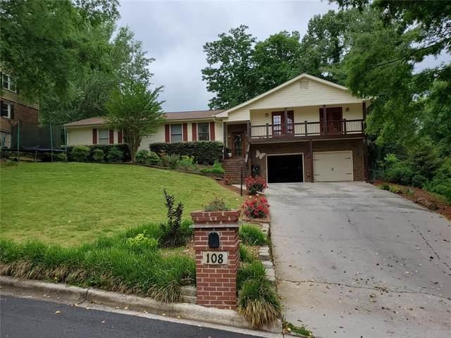108 Monte Vista Drive, Dalton, GA 30720 (MLS #6759745) :: The Realty Queen & Team