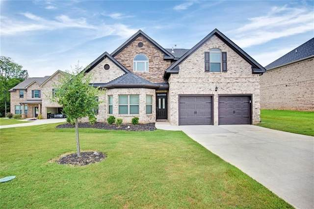 3361 Alhambra Circle, Hampton, GA 30228 (MLS #6759757) :: North Atlanta Home Team