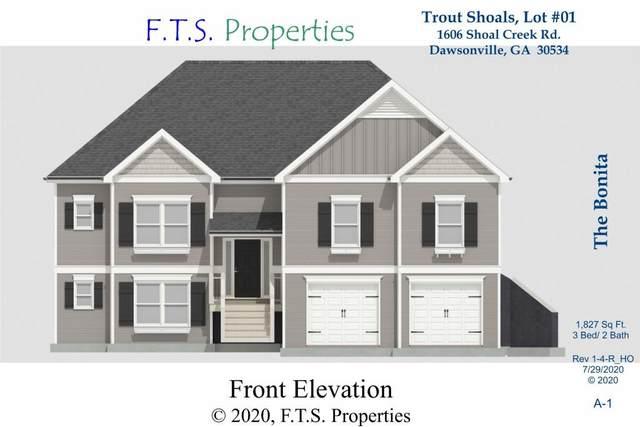 1606 Shoal Creek Road, Dawsonville, GA 30534 (MLS #6759790) :: North Atlanta Home Team