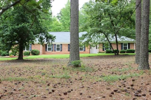 181 Ponderosa Drive, Fayetteville, GA 30214 (MLS #6759822) :: The North Georgia Group