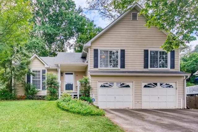 595 Whisperwill Drive, Marietta, GA 30066 (MLS #6759823) :: North Atlanta Home Team