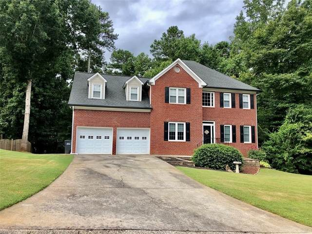 927 Grandview Way NW, Acworth, GA 30101 (MLS #6759826) :: The Realty Queen & Team