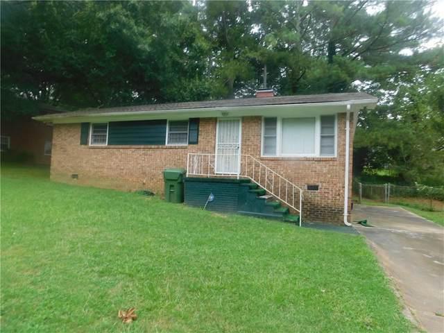 3976 Adamsville Drive SW, Atlanta, GA 30331 (MLS #6759832) :: North Atlanta Home Team