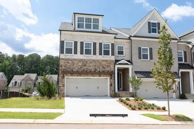 4 Ganel Lane #8, Alpharetta, GA 30009 (MLS #6759855) :: RE/MAX Paramount Properties