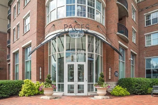 325 E Paces Ferry Road NE #1509, Atlanta, GA 30305 (MLS #6759859) :: The Butler/Swayne Team