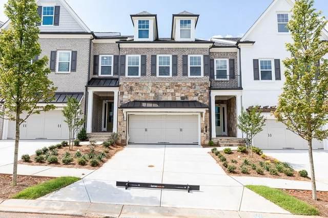 2 Ganel Lane #6, Alpharetta, GA 30009 (MLS #6759865) :: RE/MAX Paramount Properties