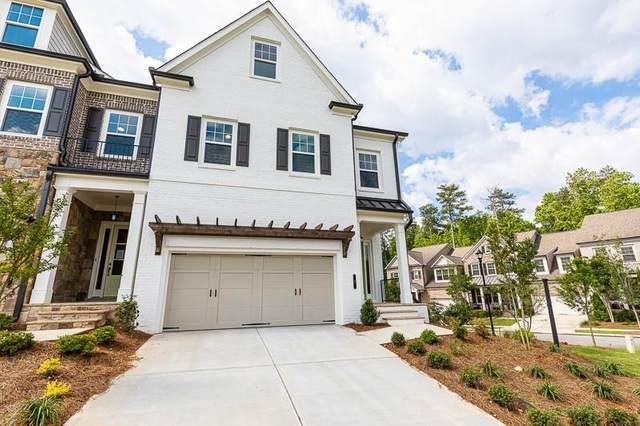 1 Ganel Lane #5, Alpharetta, GA 30009 (MLS #6759878) :: Vicki Dyer Real Estate