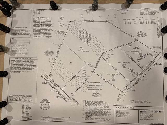 000 Pleasant Arbor Road, Waleska, GA 30183 (MLS #6759885) :: Vicki Dyer Real Estate