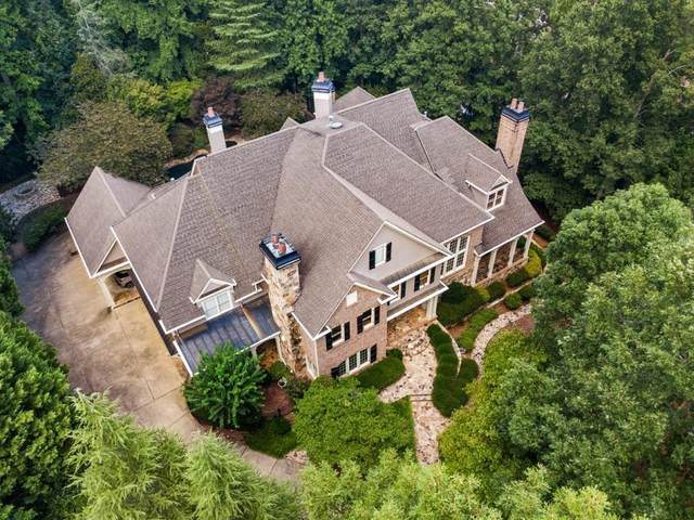 4163 Chimney Heights NE, Roswell, GA 30075 (MLS #6759889) :: The Heyl Group at Keller Williams