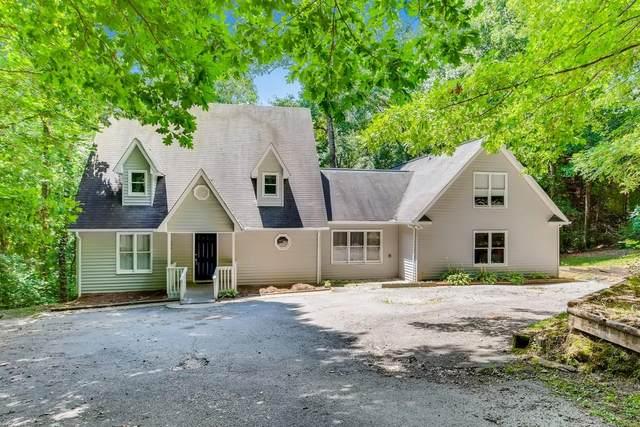 4690 Giddon Martin Road, Gainesville, GA 30506 (MLS #6759921) :: North Atlanta Home Team