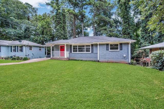 3011 Monterey Drive, Decatur, GA 30032 (MLS #6759922) :: The North Georgia Group