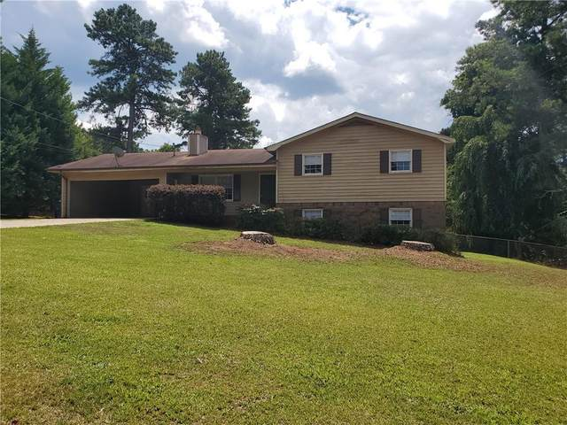 6041 Ridge Way, Douglasville, GA 30135 (MLS #6759936) :: Kennesaw Life Real Estate