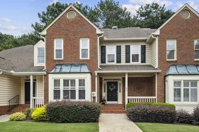 807 Saddle Hill, Marietta, GA 30068 (MLS #6759945) :: RE/MAX Paramount Properties