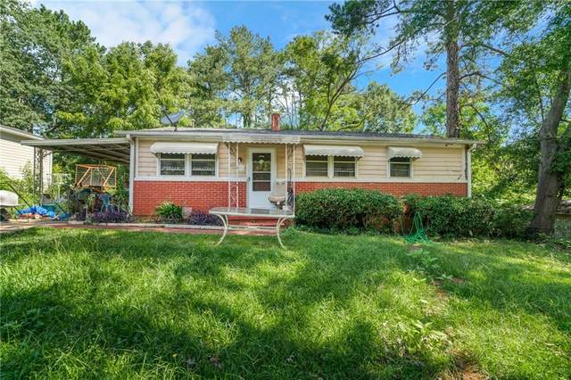 3411 Villa Circle SE, Atlanta, GA 30354 (MLS #6759958) :: The Heyl Group at Keller Williams