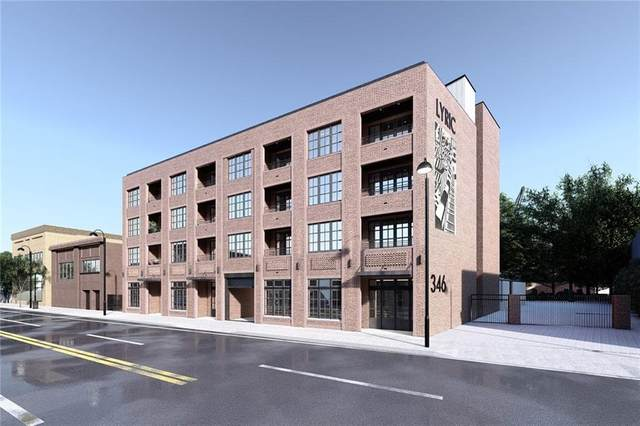 346 Peters Street SW #301, Atlanta, GA 30313 (MLS #6760002) :: RE/MAX Paramount Properties