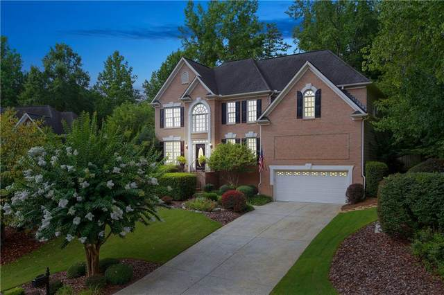 4259 Stef Lane NW, Kennesaw, GA 30152 (MLS #6760014) :: Charlie Ballard Real Estate