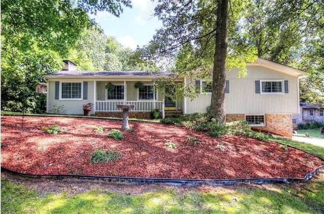 235 King Arthur Drive, Woodstock, GA 30189 (MLS #6760018) :: North Atlanta Home Team