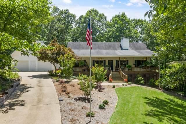 1545 Howell Bridge Road, Ball Ground, GA 30107 (MLS #6760030) :: Path & Post Real Estate