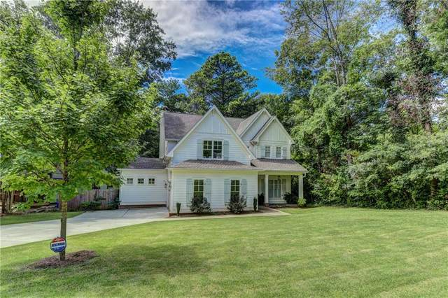 1363 Oldfield Road, Decatur, GA 30030 (MLS #6760037) :: Todd Lemoine Team