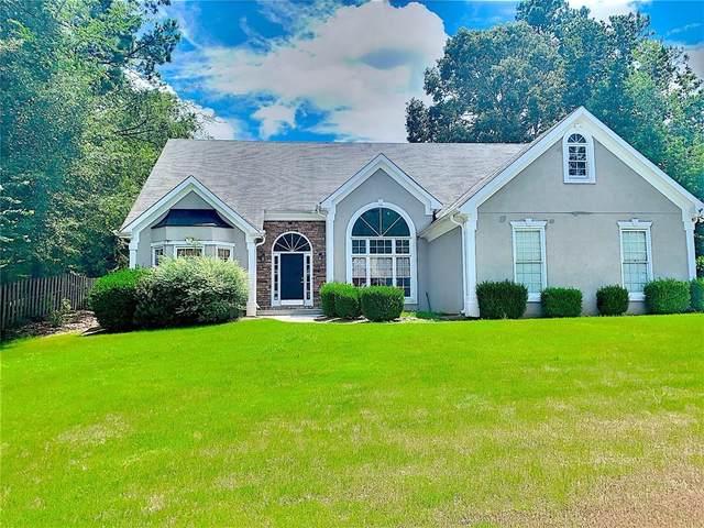 1545 Millennial Lane, Lawrenceville, GA 30045 (MLS #6760042) :: North Atlanta Home Team