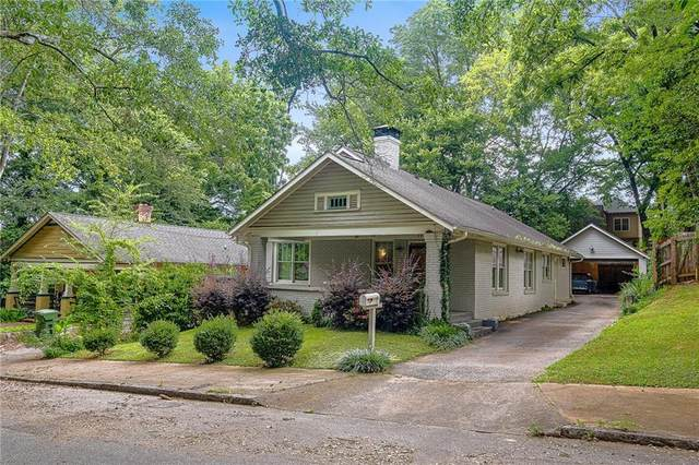 498 Kendrick Avenue SE, Atlanta, GA 30315 (MLS #6760044) :: The Justin Landis Group