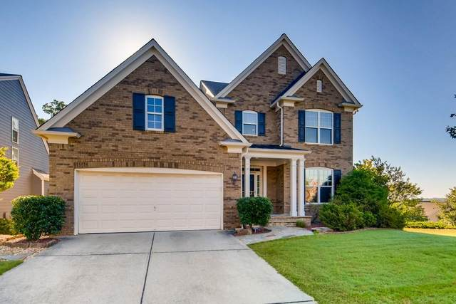 913 Idlewood Drive, Holly Springs, GA 30115 (MLS #6760145) :: North Atlanta Home Team