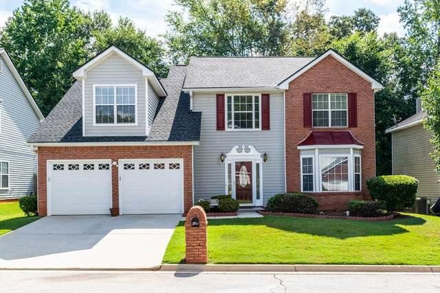 4554 Carriage Park Drive, Lithonia, GA 30038 (MLS #6760151) :: North Atlanta Home Team