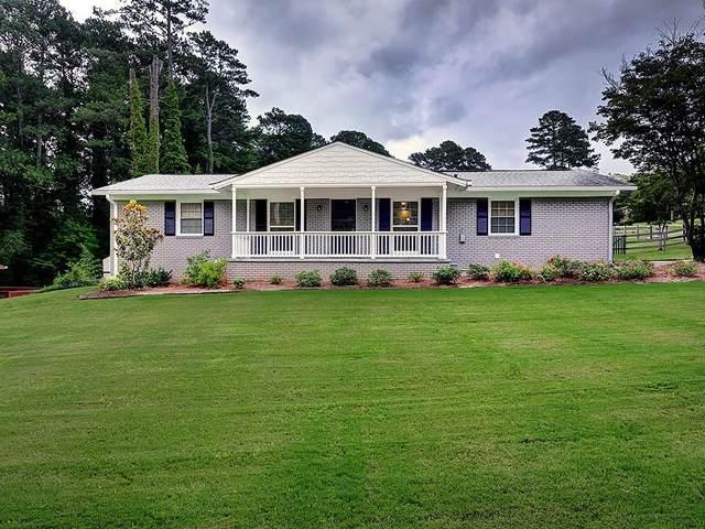 3431 Landrum Drive SE, Smyrna, GA 30082 (MLS #6760162) :: North Atlanta Home Team