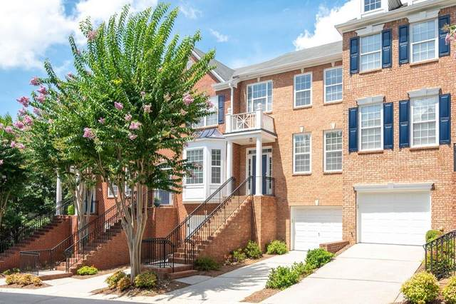 315 Mony Stone Court SE #12, Smyrna, GA 30082 (MLS #6760183) :: North Atlanta Home Team