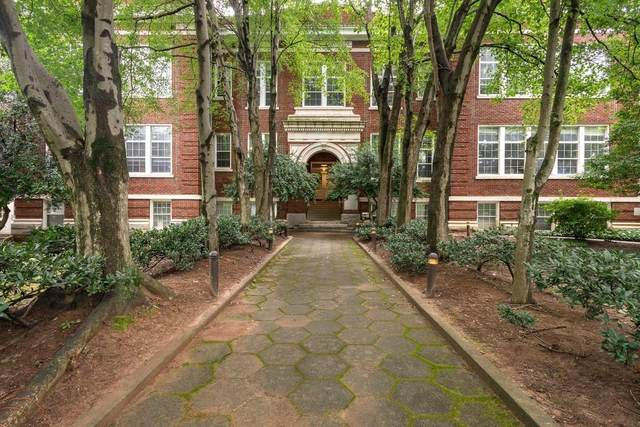 1031 State Street #105, Atlanta, GA 30318 (MLS #6760185) :: Oliver & Associates Realty