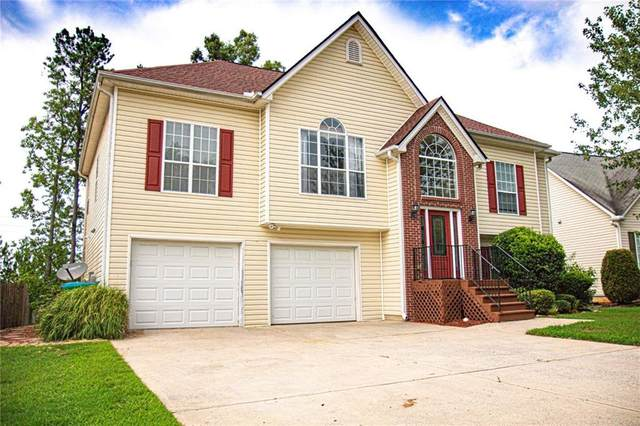 3606 Perry Point, Austell, GA 30106 (MLS #6760233) :: The Heyl Group at Keller Williams