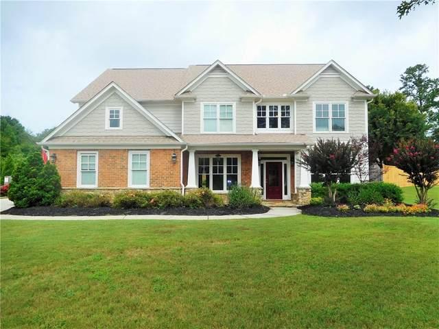 5134 Flatstone Drive, Gainesville, GA 30504 (MLS #6760241) :: North Atlanta Home Team