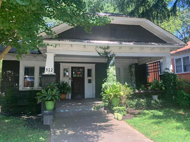 512 Page Avenue NE, Atlanta, GA 30307 (MLS #6760246) :: The Heyl Group at Keller Williams