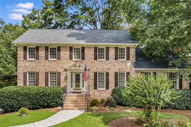 6284 Applegate Court, Peachtree Corners, GA 30092 (MLS #6760270) :: North Atlanta Home Team